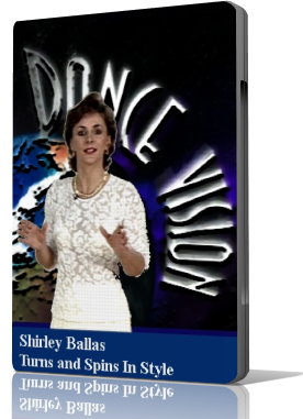 Shirley Ballas - Turns and Spins In Style (Ширли Баллас - Техника поворотов в латине)