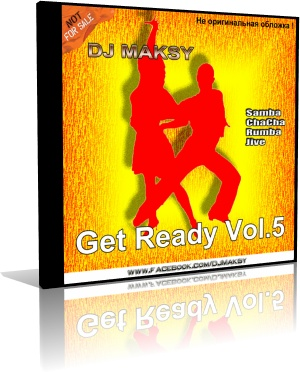 DJ Maksy - Get Ready Vol.5