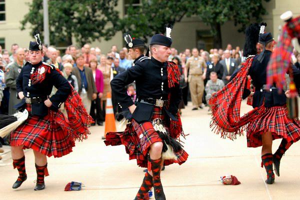 Шотландские бальные танцы. Рекомендации к исполнению.