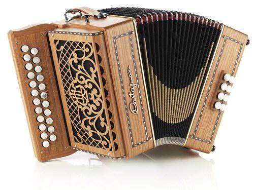 Шотландский аккордеон.