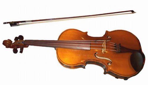 Шотландская скрипка.