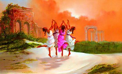 Фестиваль танцев Панэвритмия.