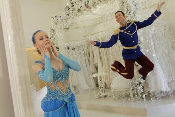 Анастасия Григорьева и Максим Кожевников. Шоу программа 2012.