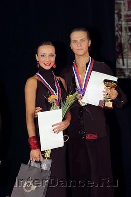 Анастасия Мельникова и Никита Бровко (Anastasiya Melnikova & Nikita Brovko).