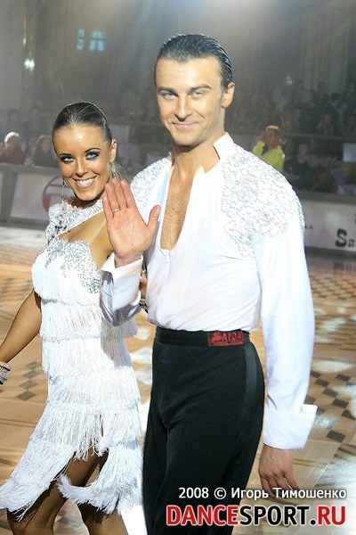 Дмитрий Тимохин и Наталья Петрова (Dmitry Timokhin & Natalia Petrova).