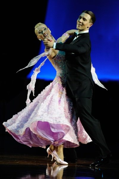Катюша Демидова и Арунас Бижокас (Arunas Bizokas & Katusha Demidova).