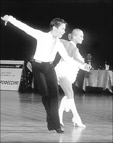 Кирилл Белоруков и Елена Зюзюкина (Kirill Belorukov & Elena Zuzukina).