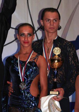 Кристина Мошенская и Антон Карпов (Khrystyna Moshenskaya and Anton Karpov).