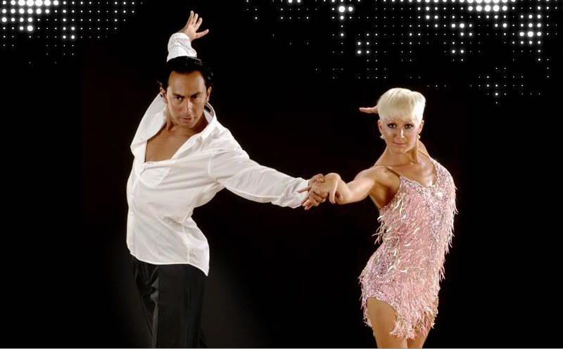 Майкл Малитовски и Джоанна Люнис на взлете своей карьеры.