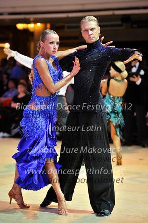 Никита Бровко и Анастасия Мельникова (Nikita Brovko & Anastasia Melnikova).