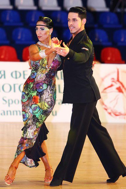 Серена Лекка и Алано Гоувеиа (Serena Lecca & Alano Gouveia).