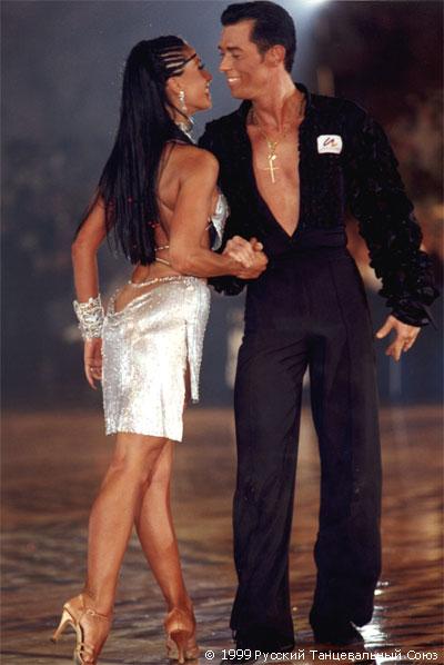 Серена Лекка и Аллан Торнсберг (Serena Lecca & Allan Tornsberg).