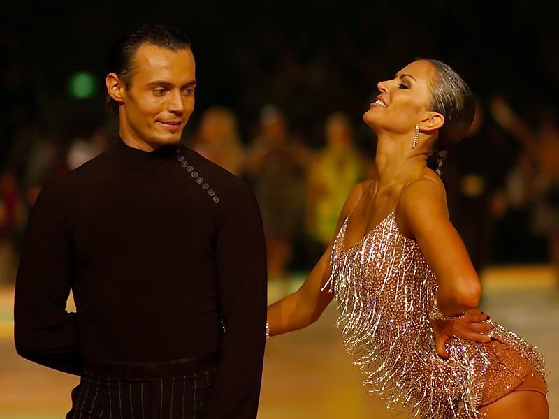 Славик Крикливый и Елена Хворова.