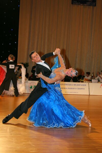 Вероника Мишко и Владимир Лятов (Veronika Myshko and Volodymyr Liatov).