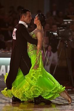 Юлия Спесивцева и Евгений Казмирчук (Yulia Spesivtseva and Evgeni Kazmirchuk).