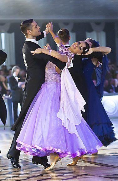 Юлия Спесивцева и Валерио Колантони (Yulia Spesivtseva and Valerio Colantoni).