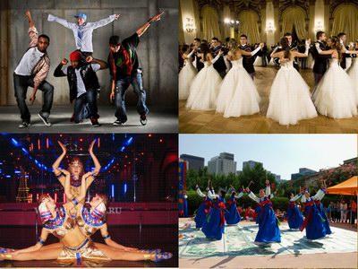 Какой вид танца подходит тебе?