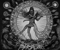 Индийский танец - Шива создает Вселенную