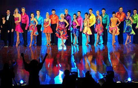Обслуживание танцевальных коллективов и мероприятий.