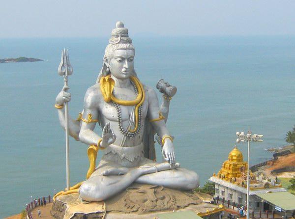 Индия, Священный Мурдешвар
