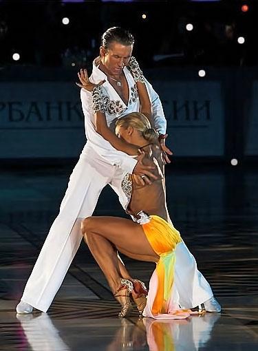 Максим Кожевников и Юлия Загоруйченко
