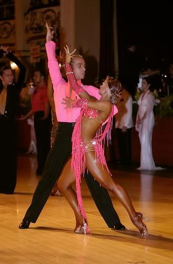 Рикардо Кокки и Юлия Загоруйченко (Riccardo Cocchi & Yulia Zagoruychenko).